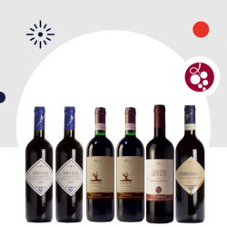 Pack Toscan : Cantagallo & Le Farnete