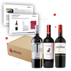 Discovery wine box of November