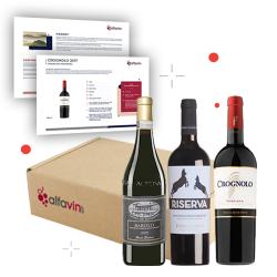 Prestige Weinpaket von November