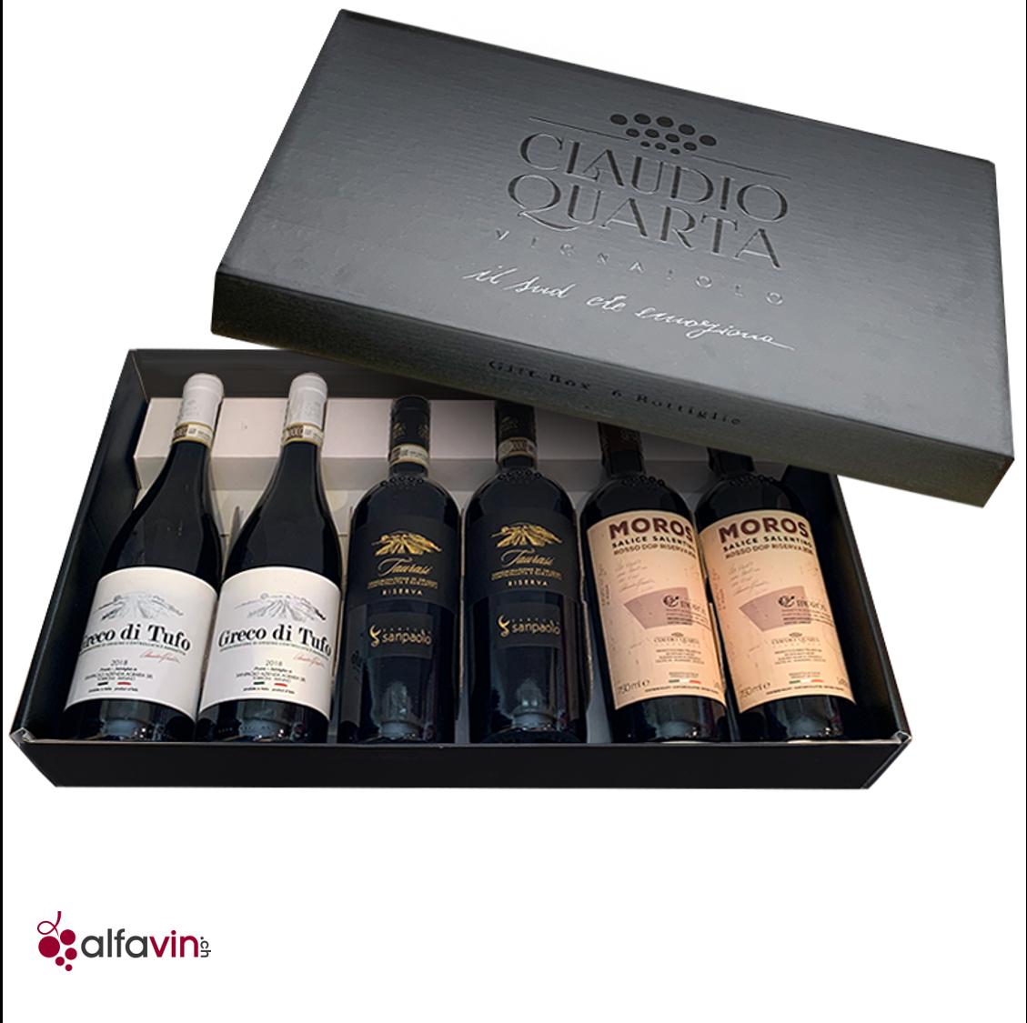 C. Quarta Premium Box: for the most demanding customers