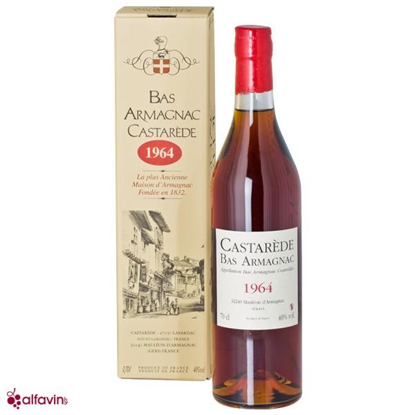 Armagnac Castarède 2000