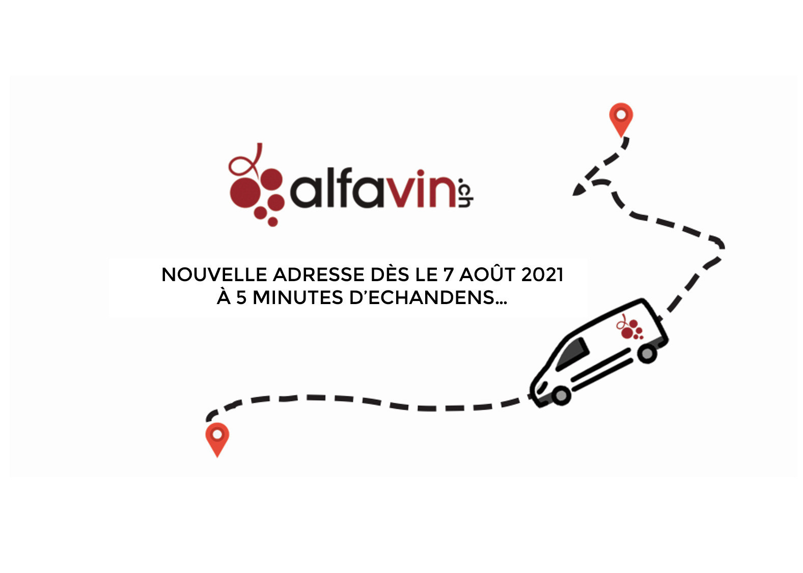 ALFAVIN.CH IS MOVING SOON!